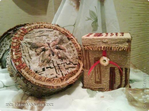 Коробки из под печенья,чайника и ещё чего-то.. фото 2