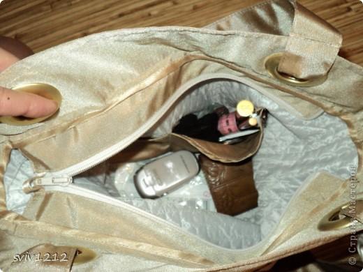 Такая простенькая сумка,весь фокус в аппликации.Кошки нравились мне всегда,теперь буду носить ее с собой,сама по себе эта кошка не будет гулять! фото 4