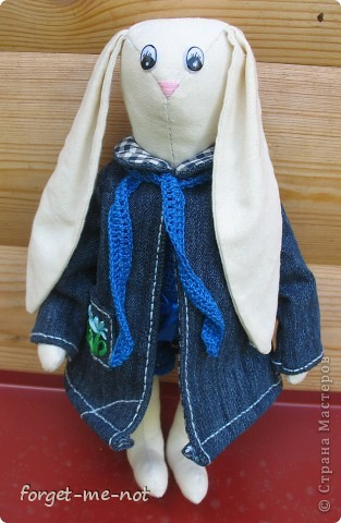 Хто-Хто? Заяц в пальто!))) фото 2
