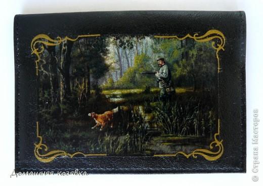 Обложки сделаны на заказ для мужчин-охотников. Переводилки. фото 1