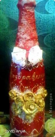 Праздничные бутылочки! фото 7