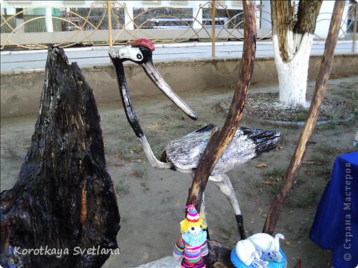 Доброго времени суток, мастера и мастерицы страны мастеров!В нашей станице Тбилисской Краснодарского края большое событие- мы отмечали сразу два праздника День Рождение станицы и день урожая. Было много праздничных мероприятий и среди них выставка народных умельцев. фото 13