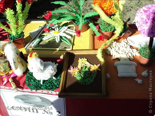 Доброго времени суток, мастера и мастерицы страны мастеров!В нашей станице Тбилисской Краснодарского края большое событие- мы отмечали сразу два праздника День Рождение станицы и день урожая. Было много праздничных мероприятий и среди них выставка народных умельцев. фото 19