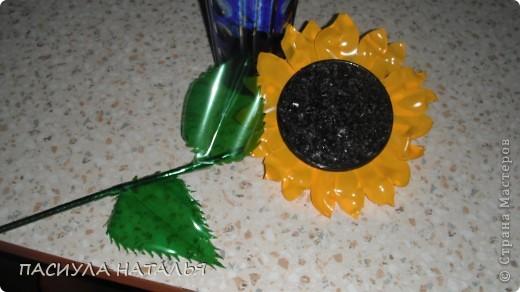 подсолнухи  вот сделала идея не моя.....но делала по своему. вдохновила меня валентина, за что ей огромное спасибо http://stranamasterov.ru/node/211482#comment-2112675 тут ее подсолнухи... фото 2