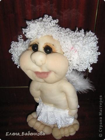 В нашем магазине радостное событие ,наш продавец Наталочка родила доченьку Полинку!Ангелочек будет охранять нашу красотулечку! фото 1