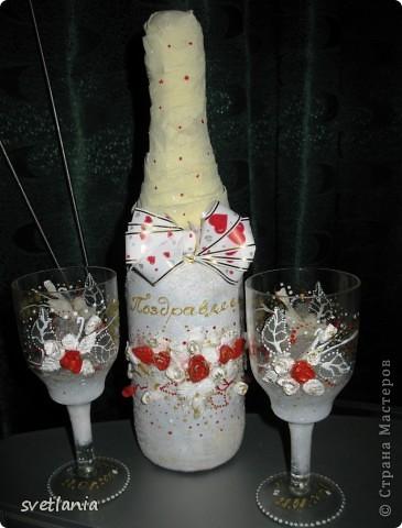 Праздничные бутылочки! фото 4