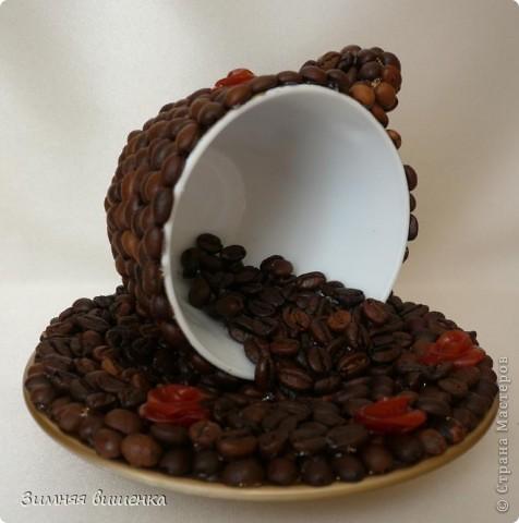 """Как в песне """"Чашку кофею...."""" ...увековечила. фото 1"""