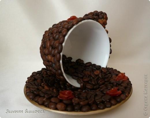 """Как в песне """"Чашку кофею...."""" ...увековечила. фото 3"""