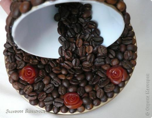 """Как в песне """"Чашку кофею...."""" ...увековечила. фото 2"""