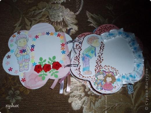 вот такие разные подарочки я приготовила для своей крестнице, которую крестила в субботу фото 6