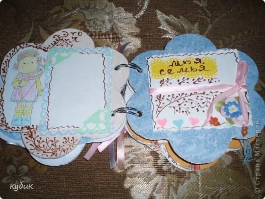 вот такие разные подарочки я приготовила для своей крестнице, которую крестила в субботу фото 8