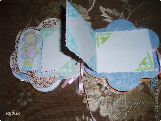 вот такие разные подарочки я приготовила для своей крестнице, которую крестила в субботу фото 10
