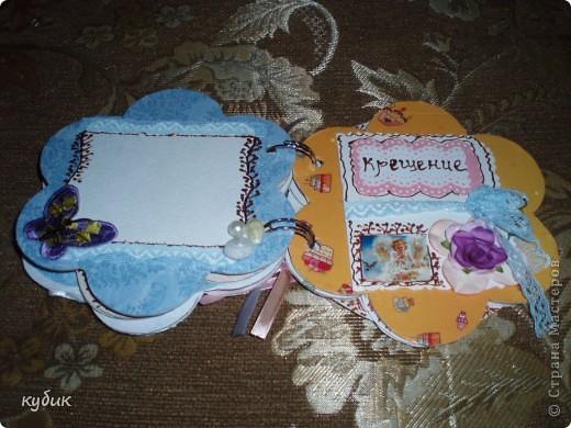 вот такие разные подарочки я приготовила для своей крестнице, которую крестила в субботу фото 11