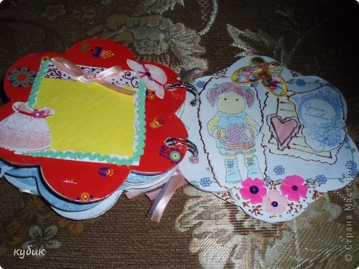 вот такие разные подарочки я приготовила для своей крестнице, которую крестила в субботу фото 12