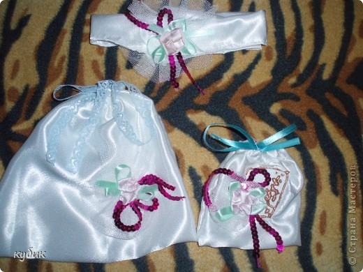вот такие разные подарочки я приготовила для своей крестнице, которую крестила в субботу фото 1