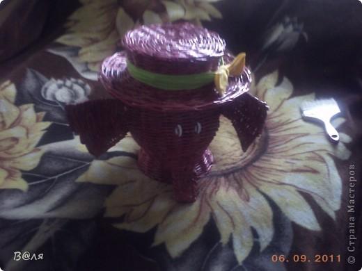 Вот такие у меня получились Слоники фото 2