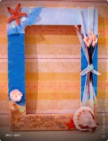 Морские звездочки из пластика, песочек - микробисер, ракушки натуральные фото 1