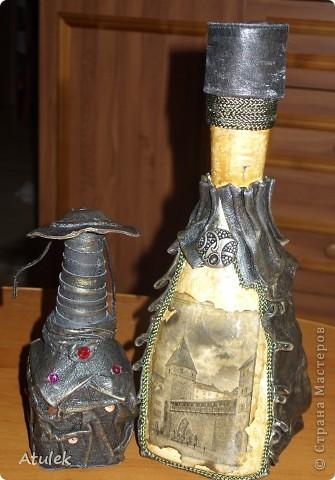 Эта бутылка сделана в подарок всего за 2 часа фото 9