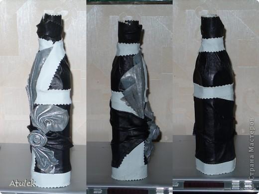 Эта бутылка сделана в подарок всего за 2 часа фото 5