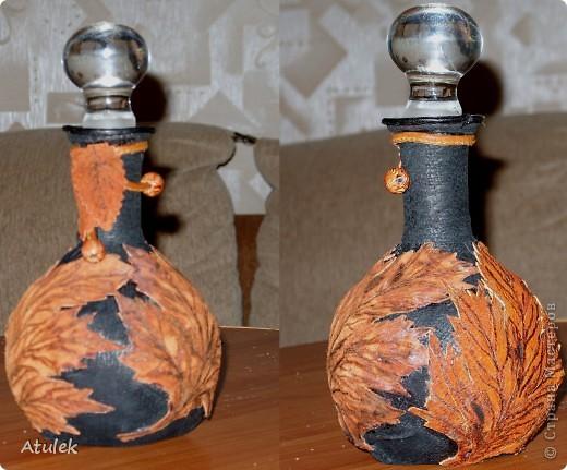 Эта бутылка сделана в подарок всего за 2 часа фото 4