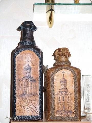 Эта бутылка сделана в подарок всего за 2 часа фото 6