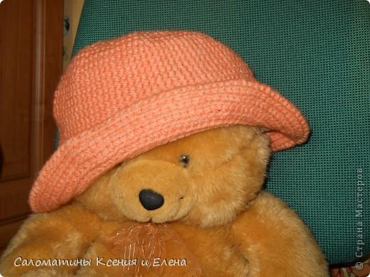 Ксюша-Красная Шапочка. (спицы) фото 2