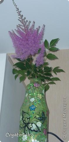 Тюнинг бутылки от гранатового сока) фото 1