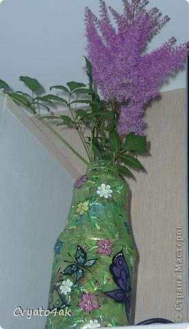 Тюнинг бутылки от гранатового сока) фото 2