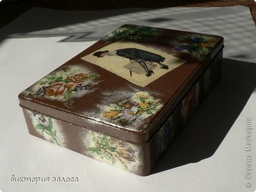 Коробочки для всякой всячины... фото 4