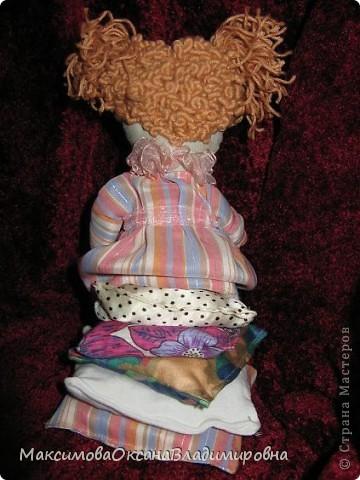 Моя первая куколка появилась на свет!    фото 7