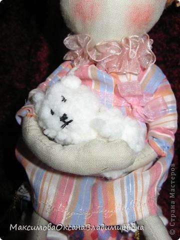 Моя первая куколка появилась на свет!    фото 5