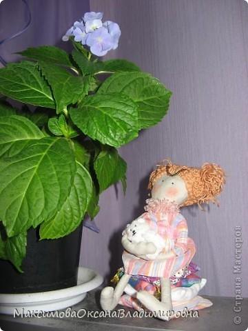 Моя первая куколка появилась на свет!    фото 8
