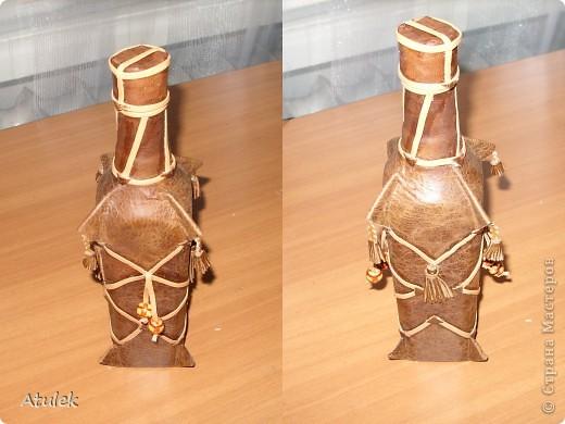 Эта бутылка сделана в подарок всего за 2 часа фото 15