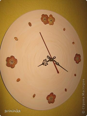Часики для кухни фото 1