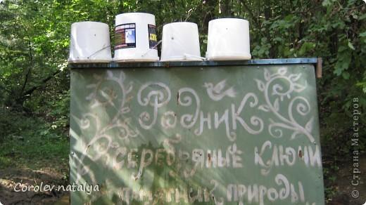 Здравствуйте, жители СМ! Приглашаю всех на прогулку по Бицевскому лесопарку! Вот в таком красивом и зеленом районе на окраине Москвы я и живу! Серез дорогу находится наш микрорайон.Это вход в лес. фото 17