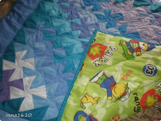 """одеяло """"мельницы"""" фото 3"""