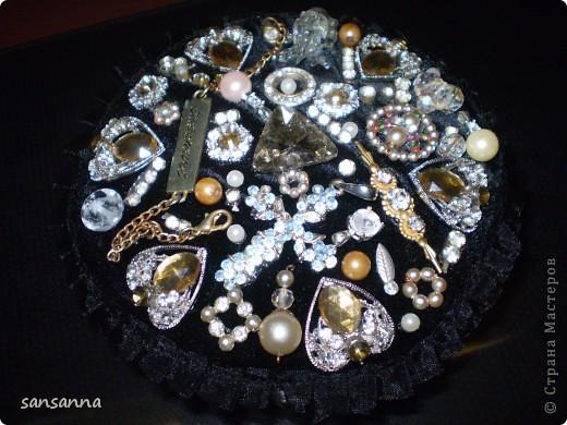 Бриллиантовая шкатулка фото 1