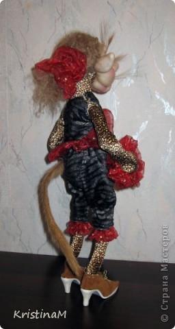 Девушка-кошка фото 4