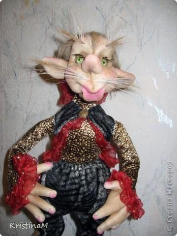 Девушка-кошка фото 6