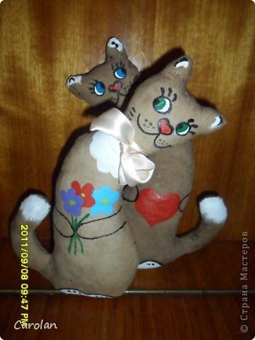 Коты в подарок на свадьбу подруге фото 2