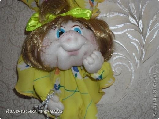 В воскресенье была на Дне Рождении любимой подруги-Верочки!Подарила ей куколку!Знаю-любит она моих куклёшек)))Это именниница с подарком! фото 13