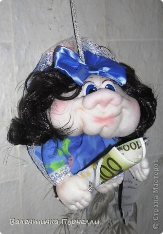 В воскресенье была на Дне Рождении любимой подруги-Верочки!Подарила ей куколку!Знаю-любит она моих куклёшек)))Это именниница с подарком! фото 6