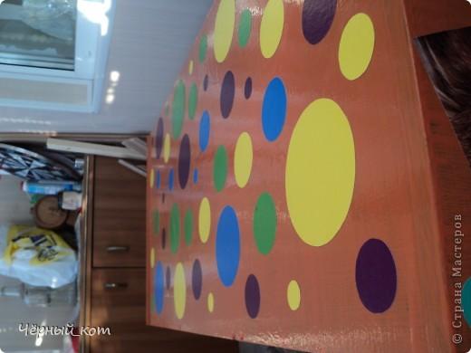 Берём старый стол... фото 4