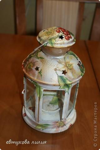 Этот фонарик был сделан для моей мамы, ей очень понравился,эти фотографии её рук дело. фото 1