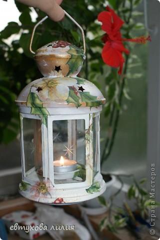 Этот фонарик был сделан для моей мамы, ей очень понравился,эти фотографии её рук дело. фото 5
