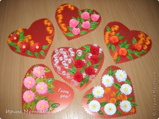 валентинка небольшой мк фото 1