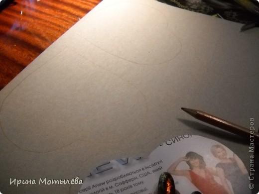 валентинка небольшой мк фото 3