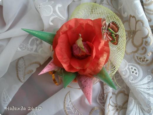 Сладкая роза фото 1