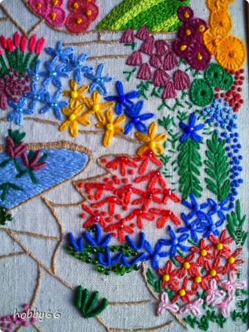 Садик. Учимся вышивать... фото 2