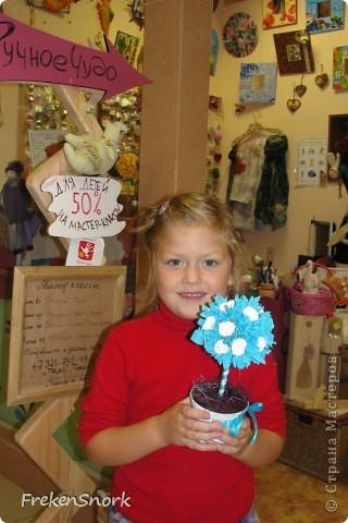 Ян сделал подарок тете на день рожденья!) фото 6
